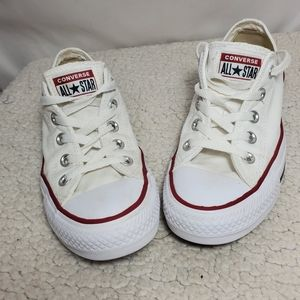 Converse All Star White Unisex Sneakers